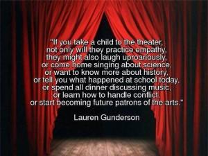 Childrens theatre